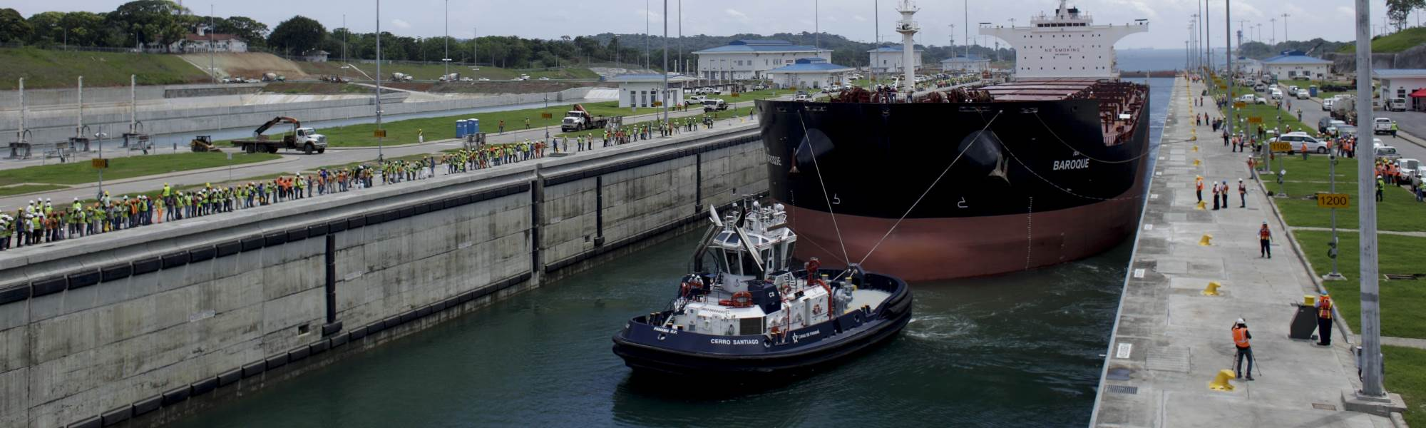 Panama Canal Expansion