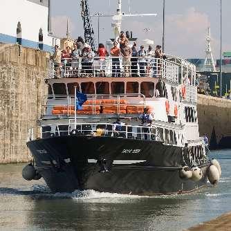 Panama Canal Transit Tour